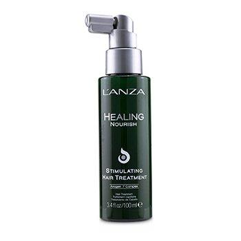 LanzaHealing Nourish Tratamiento Estimulante de Cabello (Para Cabello Con �reas de Apariencia Delgada) 100ml/3.4oz