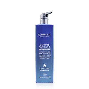 Lanza Ultimate Treatment Step 1 Chelating Shampoo  1000ml/33.8oz