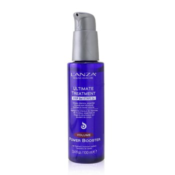 LanzaUltimate Treatment Step 2a Additive Volume Power Booster 100ml/3.4oz