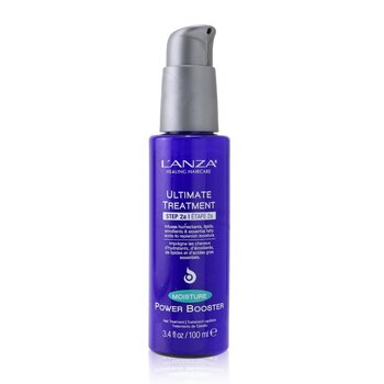 LanzaUltimate Treatment Step 2a Additive Moisture Power Booster 100ml/3.4oz