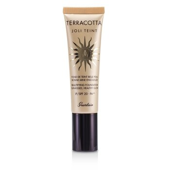 GuerlainTerracotta Joli Teint Base Embellecedora SPF 20 - # Medium 30ml/1oz