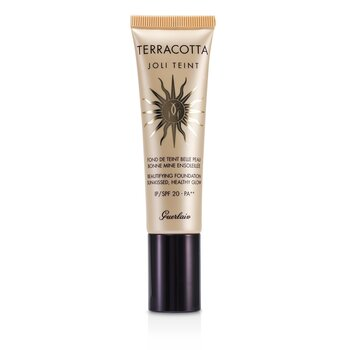 GuerlainTerracotta Joli Teint Base Embellecedora SPF 20 - # Ebony 30ml/1oz
