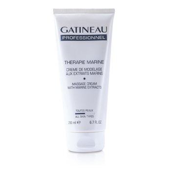 GatineauTherapie Marine Massage Cream (Salon Size) 200ml/6.7oz