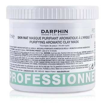DarphinSkin Mat Purifying Aromatic Clay Mask (Salon Size) 400ml/14.9oz