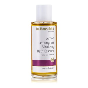 Dr. HauschkaLemon Lemongrass Vitalizing Bath Essence 100ml/3.4oz
