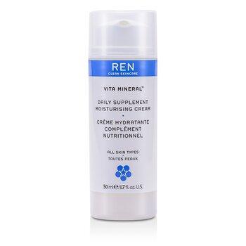 RenVita Mineral Daily Supplement Crema Hidratante (Para Todo Tipo de Piel) 50ml/1.7oz