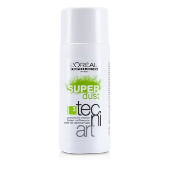 L'OrealProfessionnel Tecni.Art Super Dust (For Thick to Normal Hair) 7g/0.25oz