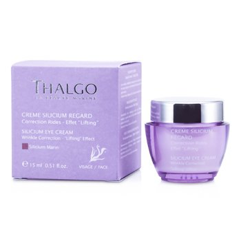 Thalgo Silicium Eye Cream Wrinkle Correction – Lifting Effect 15ml/0.51oz