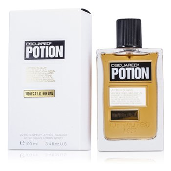 Dsquared2 Potion After Shave Spray  100ml/3.4oz