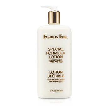 Fashion FairSpecial Formula Lotion (For Extra Dry Hands & Body) 355ml/12oz