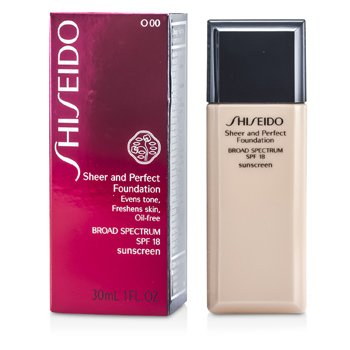 ShiseidoSheer & Perfect Foundation SPF 1830ml/1oz