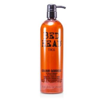 Image of Tigi Bed Head Colour Goddess Oil Infused Shampoo For Coloured Hair 750ml25.36oz