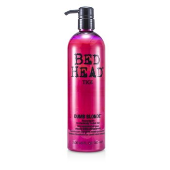 TigiBed Head Dumb Blonde Reconstructor (For Chemically Treated Hair) 750ml/25.36oz