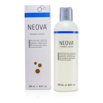 Neova Herbal Wash 240ml 8oz