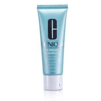 CliniqueKuracja na noc Anti-Blemish Solutions All-Over Clearing Treatment 50ml/1.7oz