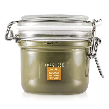BorgheseFango Active Mud Face & Body (Jar) 212g/7.5oz