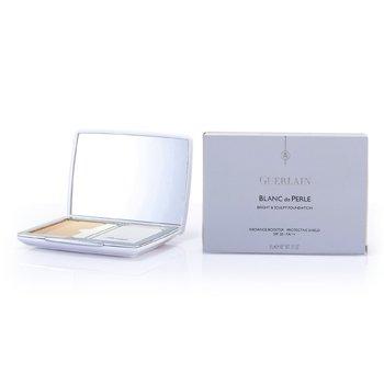 GuerlainBlanc De Perle Bright & Sculpt Base Compacta SPF 20 - # 01 Beige Pale 9g/0.31oz