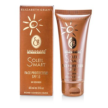 Elizabeth Grant Soleil Smart Face Protection SPF 15  60ml/2oz