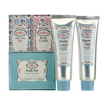 Blossom Bath Set: Shower Gel 75ml + Body Lotion 75ml