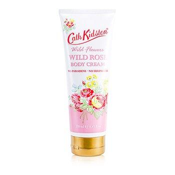 Cath Kidston Wild Flowers Wild Rose Body Cream  250ml/8.45oz