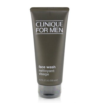 Clinique Men Face Wash (For Normal to Dry Skin)  200ml/6.7oz