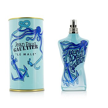 Jean Paul Gaultier Le Male Summer Eau De Toilette Spray (Edici�n 2013)  125ml/4.2oz