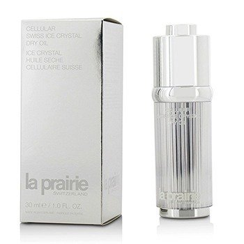 La PrairieCellular Swiss Ice Crystal Dry Oil 30ml 1oz