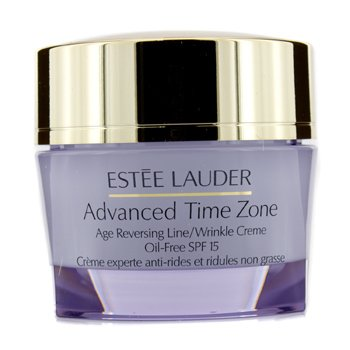 Estee LauderAdvanced Time Zone Age Reversing Line/ Wrinkle Creme Oil-Free SPF 15 (Normal/ Combination Skin) 50ml/1.7oz