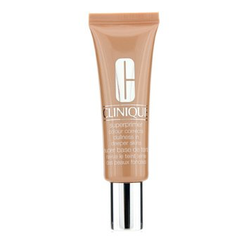 CliniqueSuperPrimer Colour Corrects - # Dullness in Depper Skins (Brown) 30ml/1oz