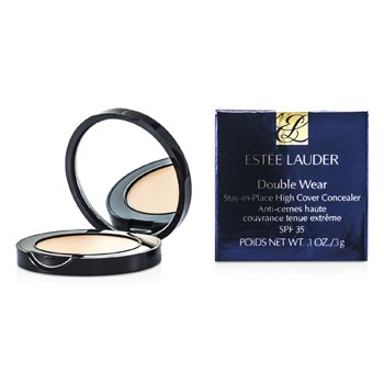 Est�e Lauder Corretivo Double Wear Stay In Place High Cover SPF35 - 2C Light Medium (Cool)  3g/0.1oz