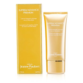Methode Jeanne PiaubertSuprem' Advance Premium - Complete Anti-Ageing Cream For Neck & Decollete 50ml/1.66oz