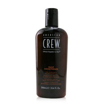 American Crew Men Daily Conditioner (For Soft& Manageable Hair) 250ml/8.4oz