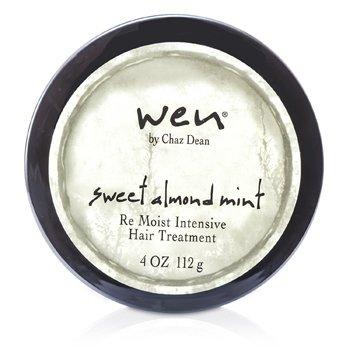Wen Sweet Almond Mint Re Moist Intensive Hair Treatment 112g/4oz