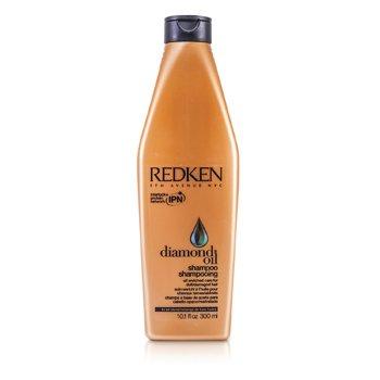 Redken Diamond Oil Shampoo (For Dull, Damaged Hair)  300ml/10.1oz