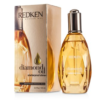 Diamond OilDiamond Oil Shatterproof Shine (For Dull, Damaged Hair) 100ml/3.4oz