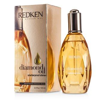 Redken Diamond Oil Shatterproof Shine (For Dull, Damaged Hair)  100ml/3.4oz