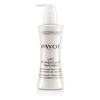 PayotLait Demaquillant Fraicheur Silky-Smooth Cleansing Milk 65074170 200ml/6.7oz
