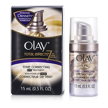 OlayTotal Effects 7 in 1 Tone Correcting Eye Treatment 15ml/0.5oz