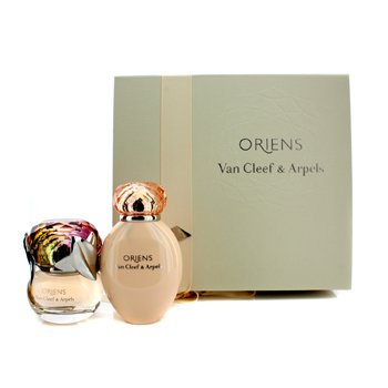 Van Cleef & ArpelsOriens Coffret: Eau De Parfum Spray 50ml/1.7oz + Body Lotion 150ml/5oz 2pcs