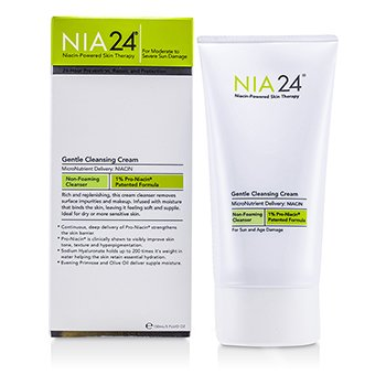 NIA24  NIA24 温和洁面霜(干燥/敏感肌肤) 150ml/5oz