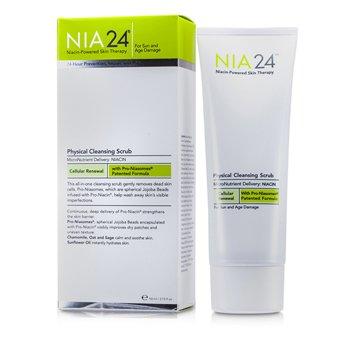 NIA24Physical Cleansing Scrub 110ml/3.75oz