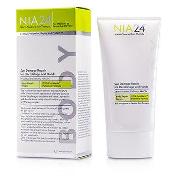 NIA24  NIA24 肩部&手部阳光修复护理 150ml/5oz