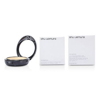 Shu Uemura The Lightbulb UV Base Compacta SPF30 (Estuche + Repuesto) - # 754 Medium Beige  12g/0.42oz