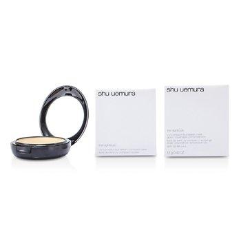 Shu Uemura The Lightbulb UV Compact Foundation SPF30 (Case + Refill) - # 754 Medium Beige  12g/0.42oz
