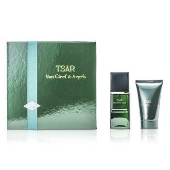 Van Cleef & ArpelsTsar Coffret: Eau De Toilette Spray 30ml/1oz + B�lsamo Para Despu�s de Afeitar 40ml/1.3oz 2pcs