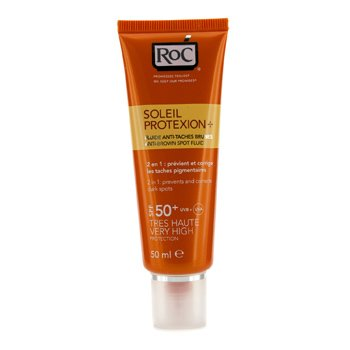 ROC Soleil Protexion+ Anti-Brown Spot Fluid SPF 50 50ml/1.7oz