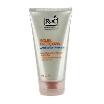 ROC Soleil Защита+ Успокаивающий и Восстанавливающий Бальзам после Загара (без Отдушек) 150ml/5oz