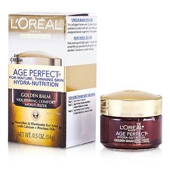 Age Perfect - Tratamento p/ os olhosAge Perfect Hydra-Nutrition Golden Balm Eye Cream 20965 14g/0.5oz