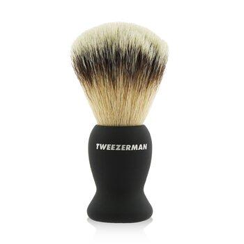 Tweezerman Deluxe Shaving Brush 1pc 16909430021
