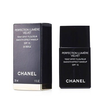 ChanelPerfection Lumiere Velvet Smooth Effect Makeup SPF1530ml/1oz